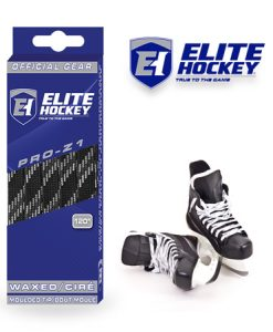 Elite Hockey Waxed Laces Pro-Z1