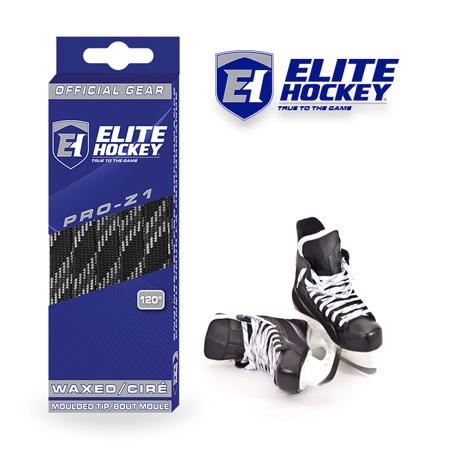 Elite Hockey Waxed Laces Pro-Z1