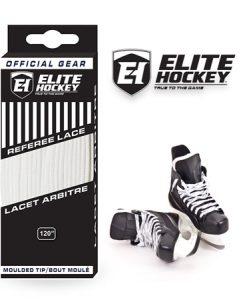 Lacet Elite Hockey pour Arbitre