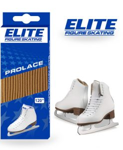 Elite Hockey Figure Skate Laces Camel