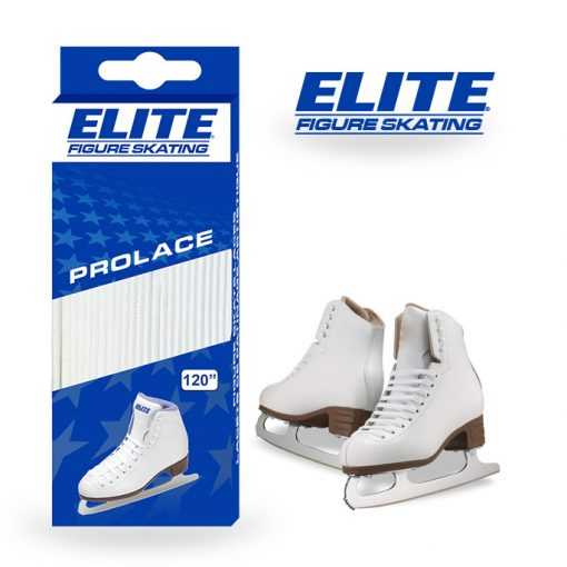 Elite Hockey Figure Skate Laces White