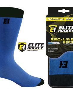 Elite Hockey Pro-Liner Socks Senior - Dark Blue