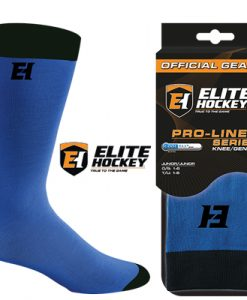 Elite Hockey Pro-Liner Socks Junior - Dark Blue