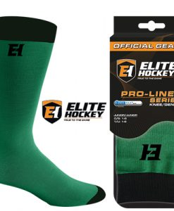 Elite Hockey Pro-Liner Socks Junior - Dark Green