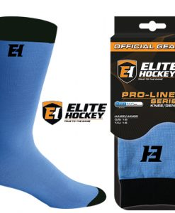 Elite Hockey Pro-Liner Socks Junior - Light Blue