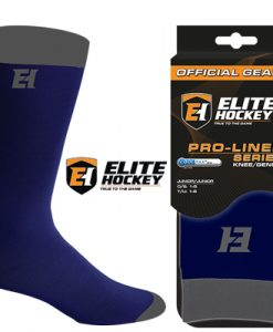 Elite Hockey Pro-Liner Socks Junior - Navy