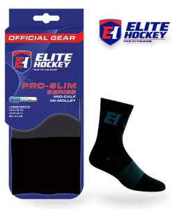 Elite Hockey Pro-Slim Sock