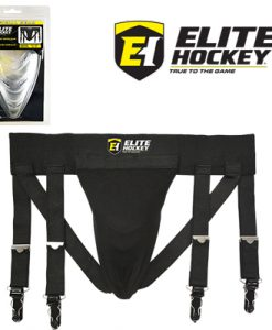 Elite Hockey Protective Support With Cup 3in1