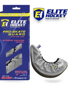 Elite Hockey Pro-Skate Guard Grey