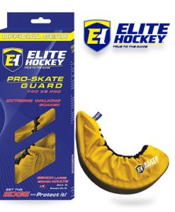Elite Hockey Pro-Skate Guard Yellow