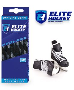 Elite Sports Group , Hockey Laces Non Waxed