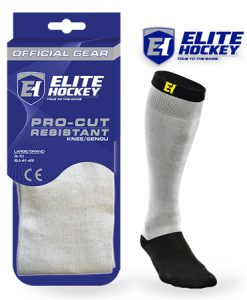 Elite Hockey Pro-Cut Resistant Sock
