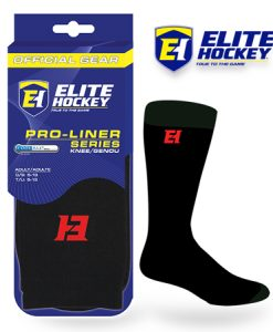 Elite Hockey Pro-Liner Series Black Senior