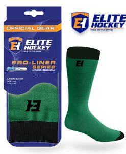 Elite Hockey Pro-Liner Series Green Junior
