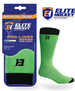 Elite Hockey Pro-Liner Series Lime-Green Junior