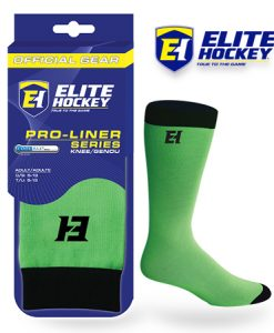 Elite Hockey Pro-Liner Series Lime-Green Senior