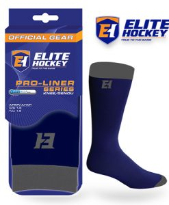 Elite Hockey Pro-Liner Series Navy Junior
