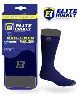 Elite Hockey Pro-Liner Series Navy Senior