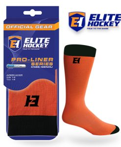 Elite Hockey Pro-Liner Series Orange Junior