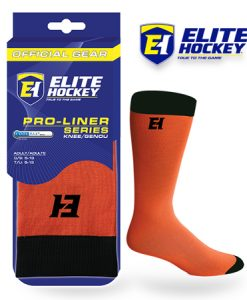 Elite Hockey Pro-Liner Series Orange Senior