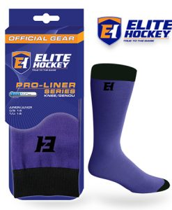 Elite Hockey Pro-Liner Series Purple Junior