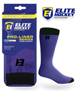 Elite Hockey Pro-Liner Series Purple Senior
