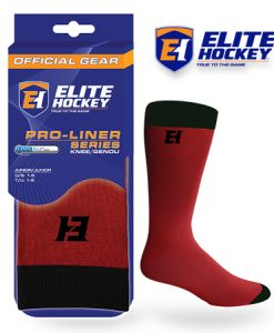 Elite Hockey Pro-Liner Series Red Junior