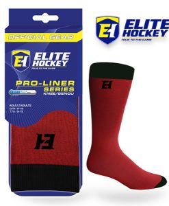 Elite Hockey Pro-Liner Series Red Senior