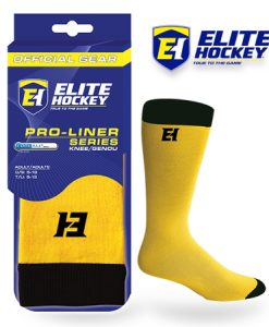 Elite Hockey Pro-Liner Series Yellow Senior