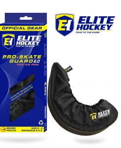 Elite Hockey Pro-Skate Guard V2 - Black