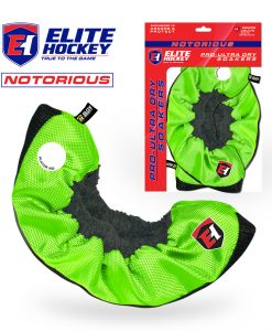 Notorious Pro Ultra Dry Soakers Elite Hockey Lime