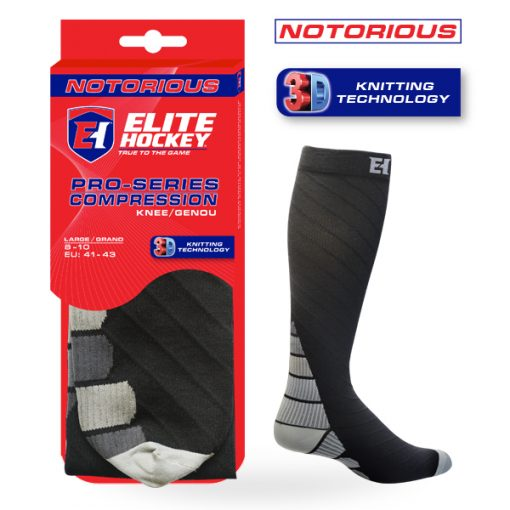Notorious Socks Compression Knee