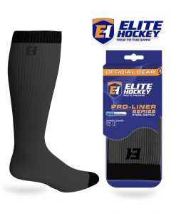 Elite Hockey Pro-Liner Series Junior Knee Carbon