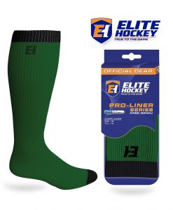 Elite Hockey Pro-Liner Series Junior Knee Green