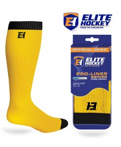 Elite Hockey Pro-Liner Series Yellow Junior