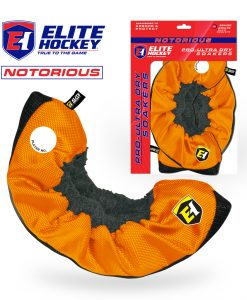 Notorious Pro Ultra Dry Soakers Elite Hockey Orange