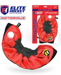Notorious Pro Ultra Dry Soakers Elite Hockey Red