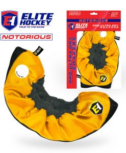 Notorious Pro Ultra Dry Soakers Elite Hockey Yellow