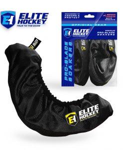 Elite Hockey Pro-Blade Soakers Noir