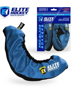 Elite Hockey Pro-Blade Soakers Blue