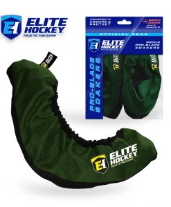 Elite Hockey Pro-Blade Soakers Green