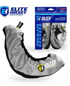 Elite Hockey Pro-Blade Soakers Grey