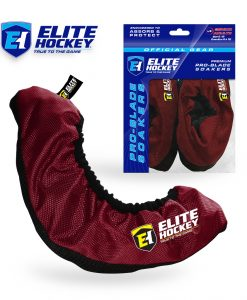 Elite Hockey Pro-Blade Soakers Marron