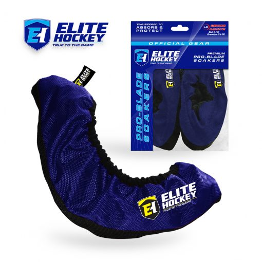 Elite Hockey Pro-Blade Soakers Navy