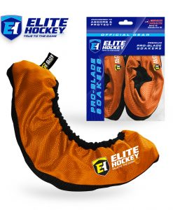 Elite Hockey Pro-Blade Soakers Orange
