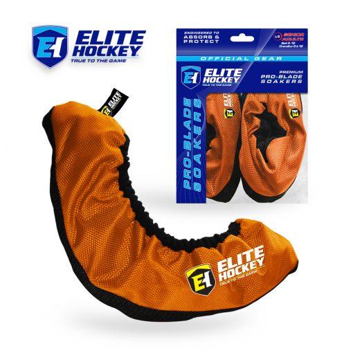 Elite Hockey Pro-Blade Soakers Orange