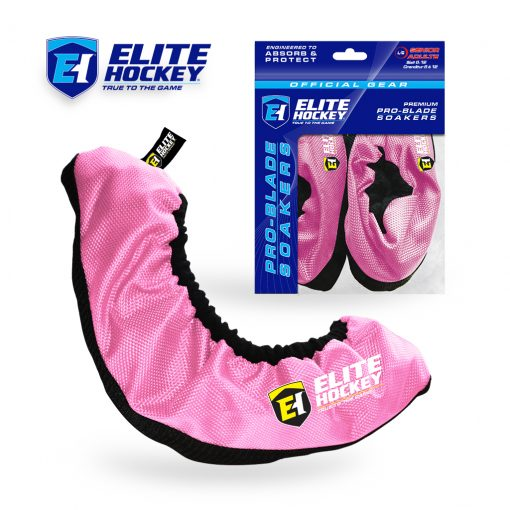 Elite Hockey Pro-Blade Soakers Pink