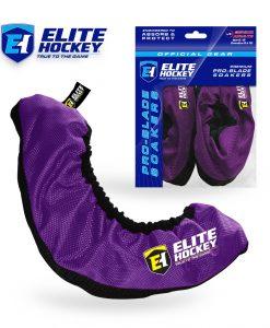 Elite Hockey Pro-Blade Soakers Violet