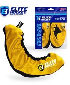 Elite Hockey Pro-Blade Soakers Yellow